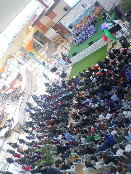 Parque Almenara acoge, este sábado, una nueva edición del Festival de la Canción Scout