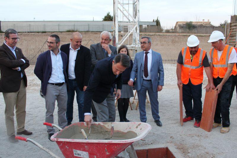 El 'Valle del Guadalentín School' abrirá sus puertas en septiembre de 2019