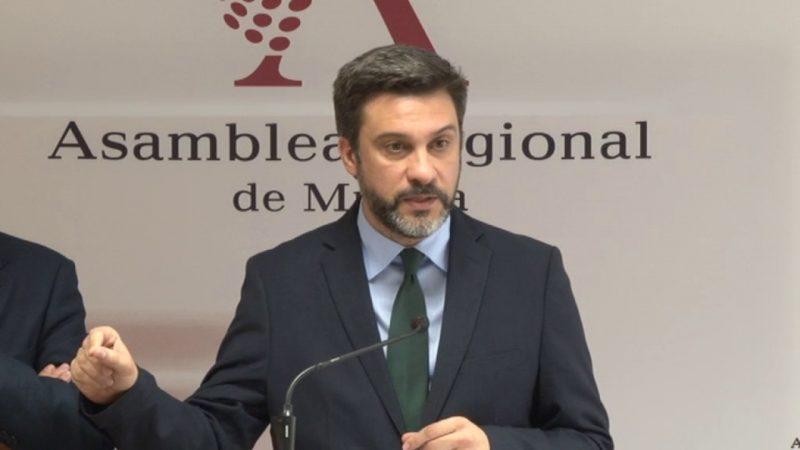 El PSOE pedirá a la CARM en la Asamblea el pago de las certificaciones pendientes en San Fernando