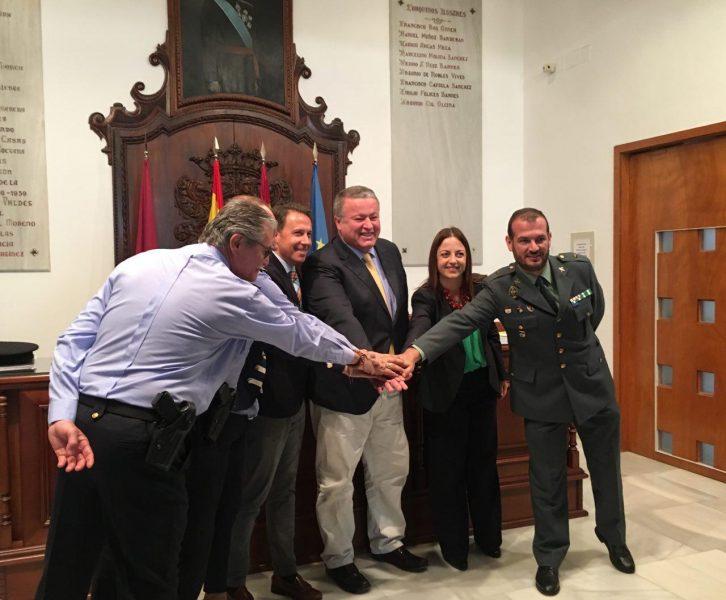 Tráfico y Ayuntamiento delimitan las competencias en materia de seguridad vial en el municipio