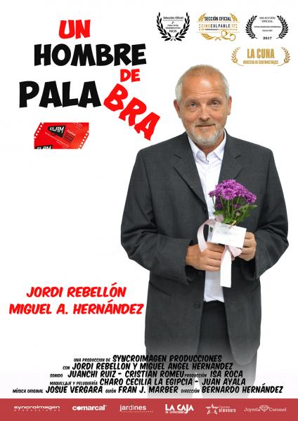 Los actores Jordi Rebellón, Ricard Sales y Abdelatif Hwidar estarán esta noche en Lorca