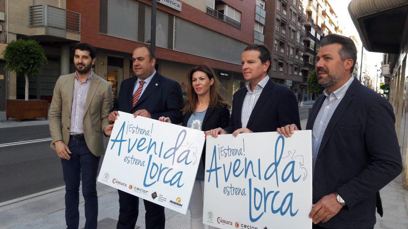 Una campaña fomentará las compras en la Avenida Juan Carlos I tras su remodelación