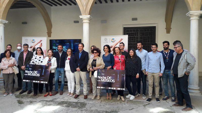 La Fuente del Oro y el Palacio de Guevara se unen a la fiesta de la 'Noche de los Museos 2018'