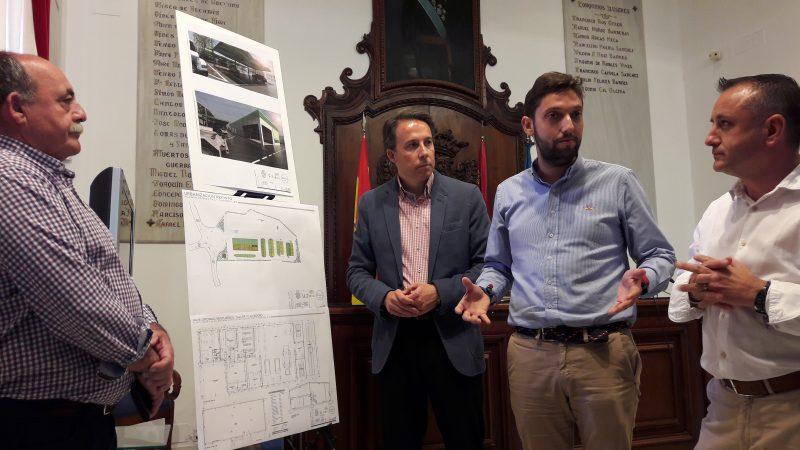 Salen a licitación las obras de la nueva base logística de Limusa