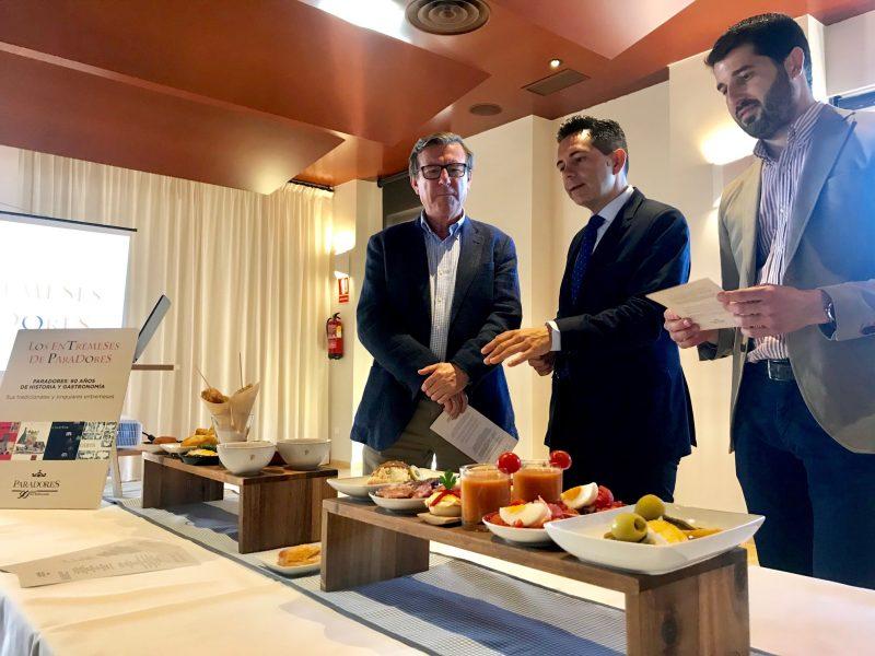 """""""Los entremeses de Paradores"""" pondrá en valor productos de la gastronomía lorquina"""