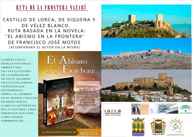 Lorca y Vélez Blanco se unen en una ruta literaria