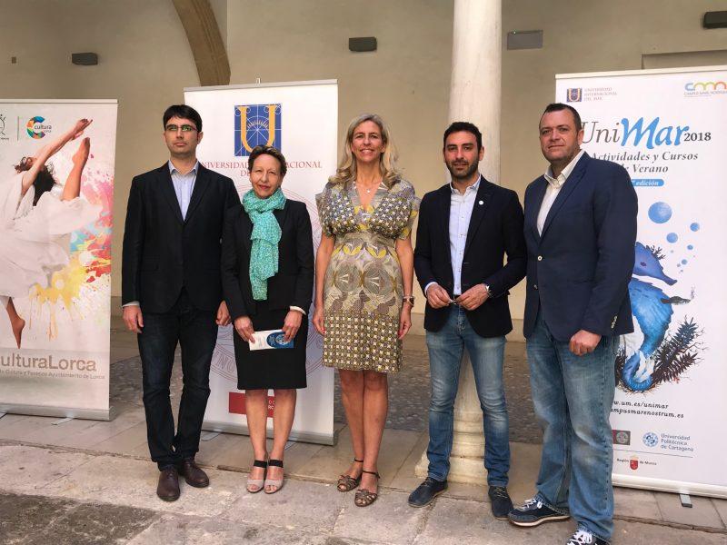 Dos cursos de la Universidad del Mar abordarán en Lorca los últimos avances en atención temprana y deportes