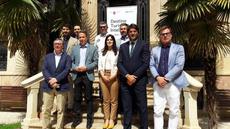 El turismo de Lorca también se promocionará en una app para teléfonos móviles