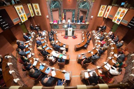 La Asamblea Regional pide resolver los expedientes cuyas ayudas se invirtieron en reparar las viviendas