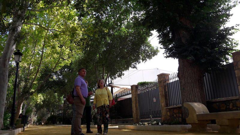 Lorca cuenta desde ahora con un Catálogo Municipal de Árboles