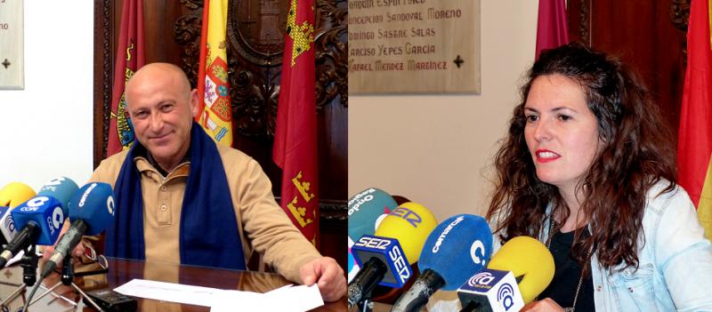 Sosa y Peñas lideran las dos candidaturas confirmadas a las primarias abiertas de IU-Verdes