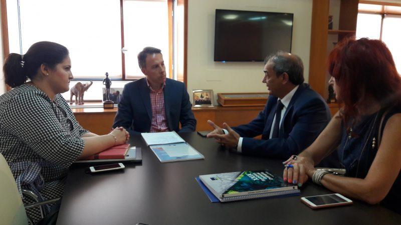 Lorca contará con una oficina de asesoramiento para cooperativas