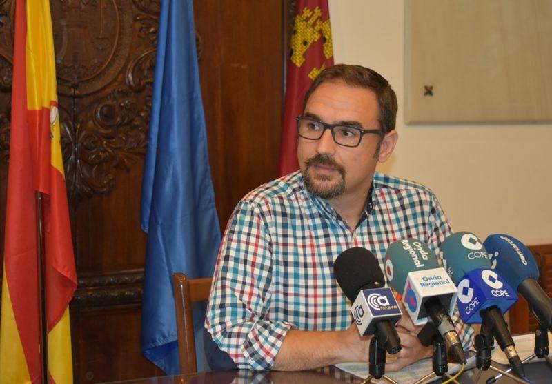 """El PSOE presentará alegaciones """"para mejorar el transporte urbano"""" en la ciudad"""