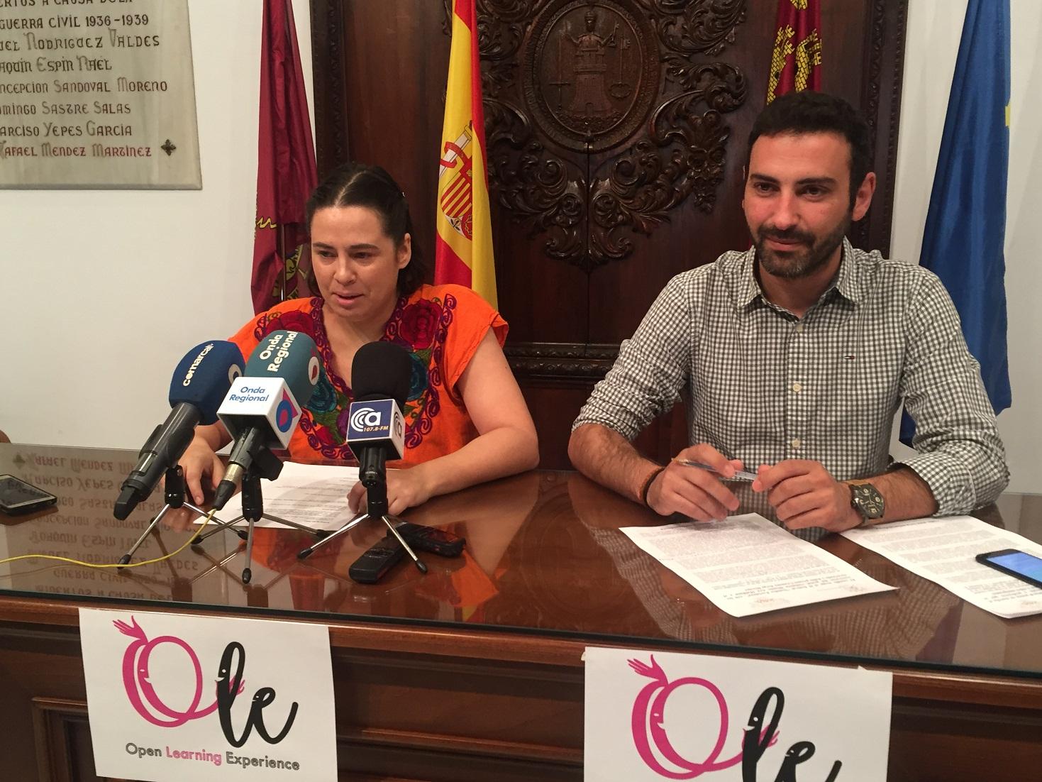 """El Proyecto Europeo """"OLE"""" ayudará a los profesores a enseñar español a niños inmigrantes"""
