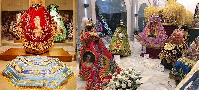 Lorca pide apoyo a la Delegación para la declaración del bordado como Patrimonio Inmaterial