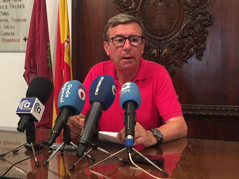 Lorca mostrará sus encantos en la Semana Internacional de la Huerta y el Mar de Los Alcázares