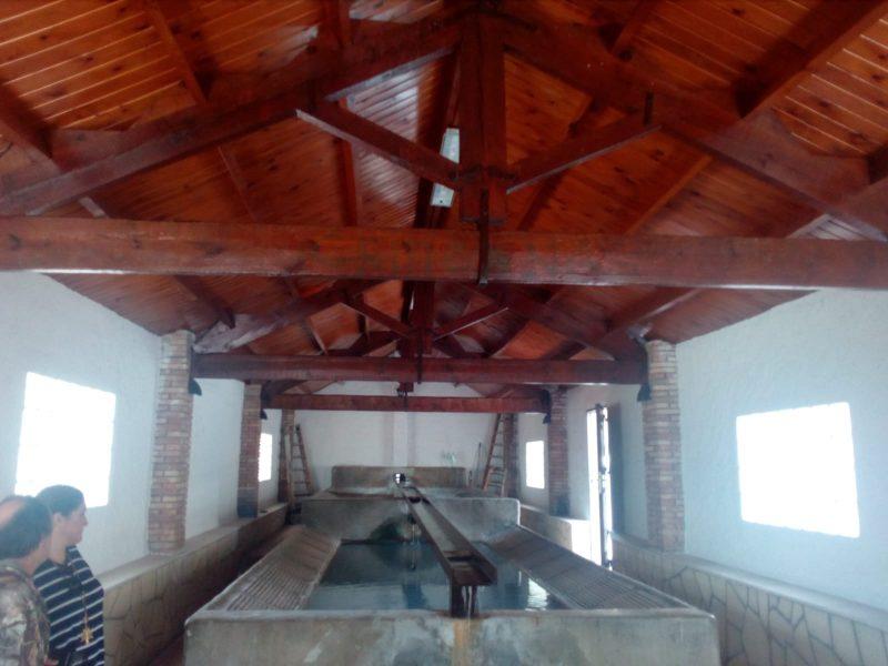 Renovado el lavadero tradicional de Zarzadilla de Totana gracias a varios programas de empleo