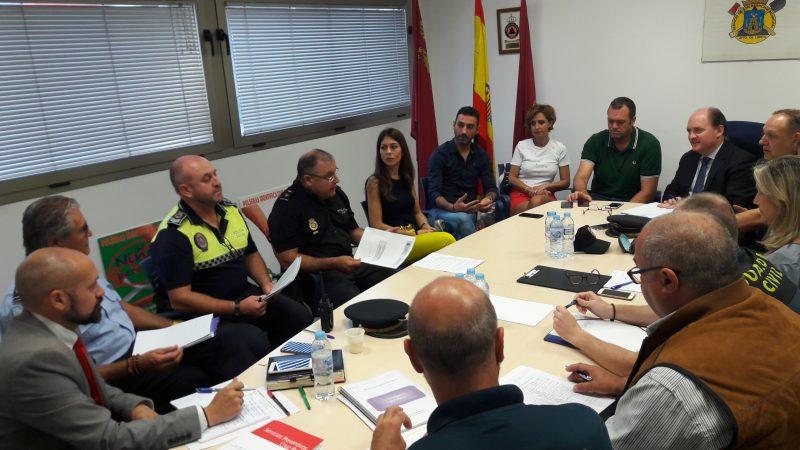 600 efectivos participarán en el Plan Especial de Emergencias para la Feria y Fiestas 2018