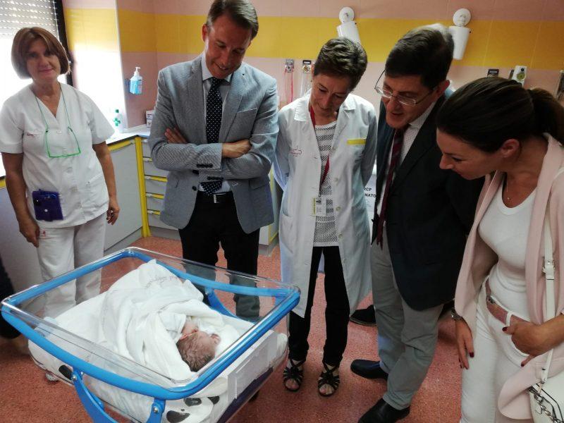 1.500 mujeres se beneficiarán al año de la reforma del área de maternidad del Rafael Méndez