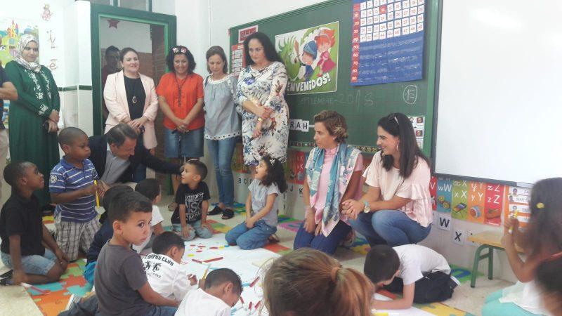 La Comunidad invierte más de un millón en la mejora de los centros educativos de Lorca