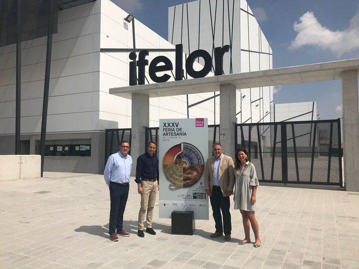 FERAMUR acogerá más de 135 stands y contará con 4.000 metros cuadrados de exposición