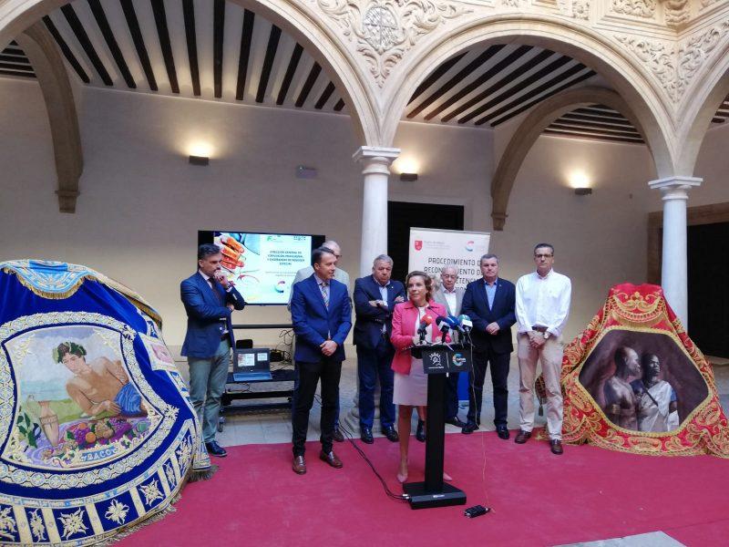 Más de 600 personas se beneficiarán de la futura cualificación profesional de los bordadores