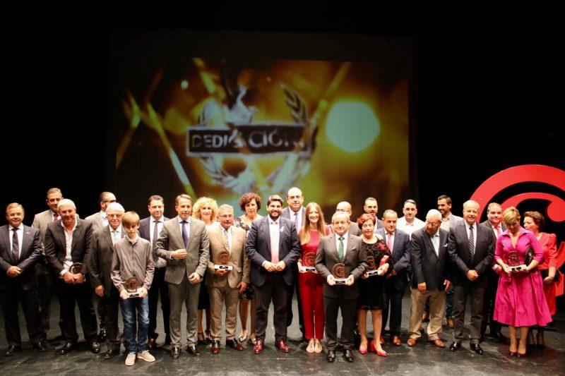 La Cámara de Comercio entrega sus Premios Empresariales 2018 reconociendo a siete empresas y empresarios
