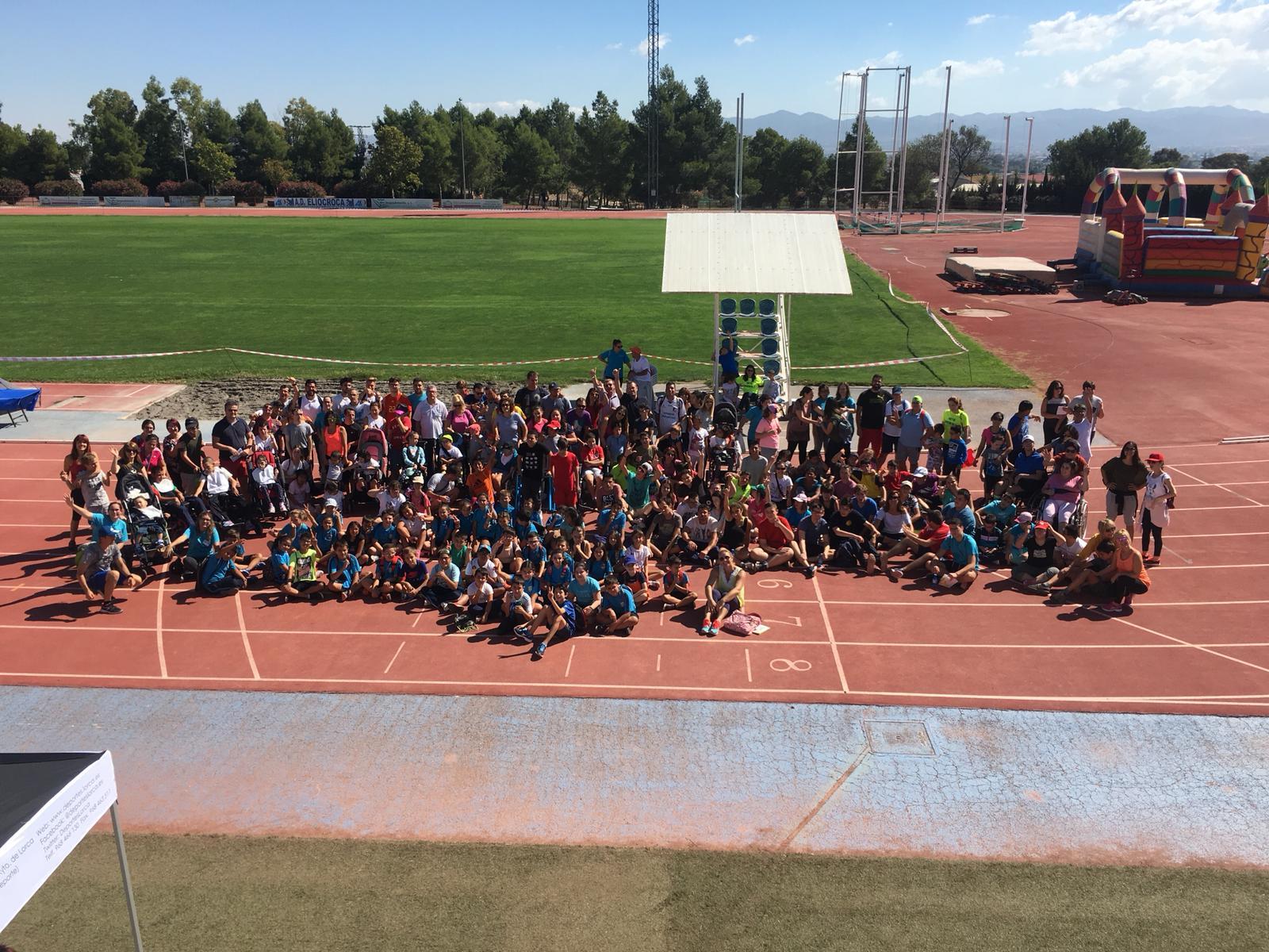 150 jóvenes del Pilar Soubrier, Pérez de Hita y Apandis participan en la Jornada para la Integración