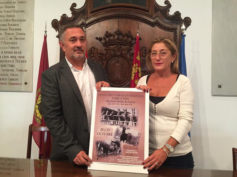 El Huerto de la Rueda acogerá la Feria del Caballo Cruzado los días 20 y 21 de octubre