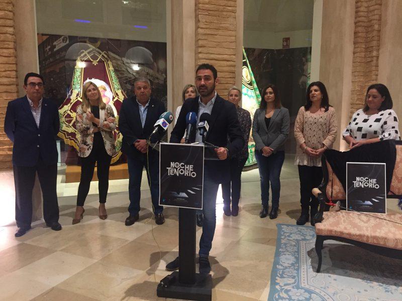 Más de 50 actores volverán a representar, un año más, la clásica obra de Zorrilla, en 'La Noche del Tenorio'