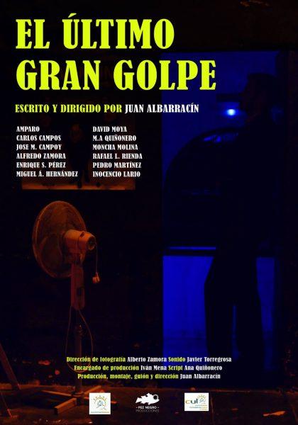 """Juan Albarracín estrenará """"El último gran golpe"""" este próximo viernes en el Teatro Guerra"""