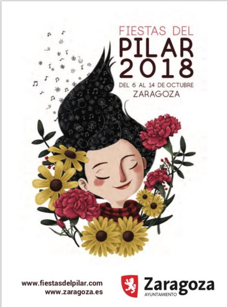 Lorca estará presente por primera vez en la Fiesta del Pilar 2018, la próxima semana