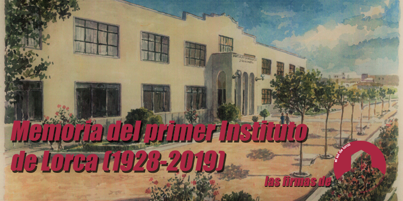 Memoria sentimental del Instituto