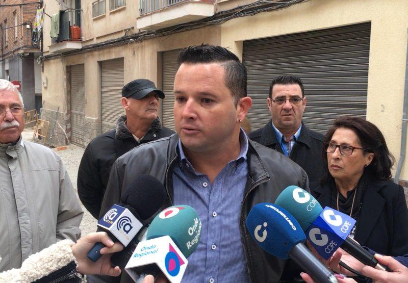 """PSOE: """"El PP rechaza nuestra propuesta de abrir un Cuartel de la Policía Local en San Cristóbal"""""""