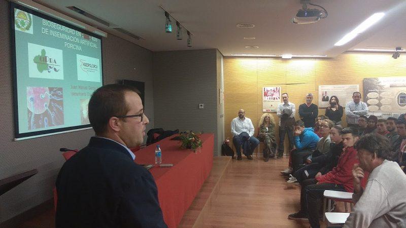 El Cifea aborda el Plan de Bioseguridad en una jornada de formación sobre chato murciano