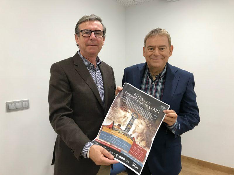 """Este domingo se realizará II Ruta turístico-literaria basada en la novela """"El abismo en la frontera"""" del lorquino Francisco José Motos"""
