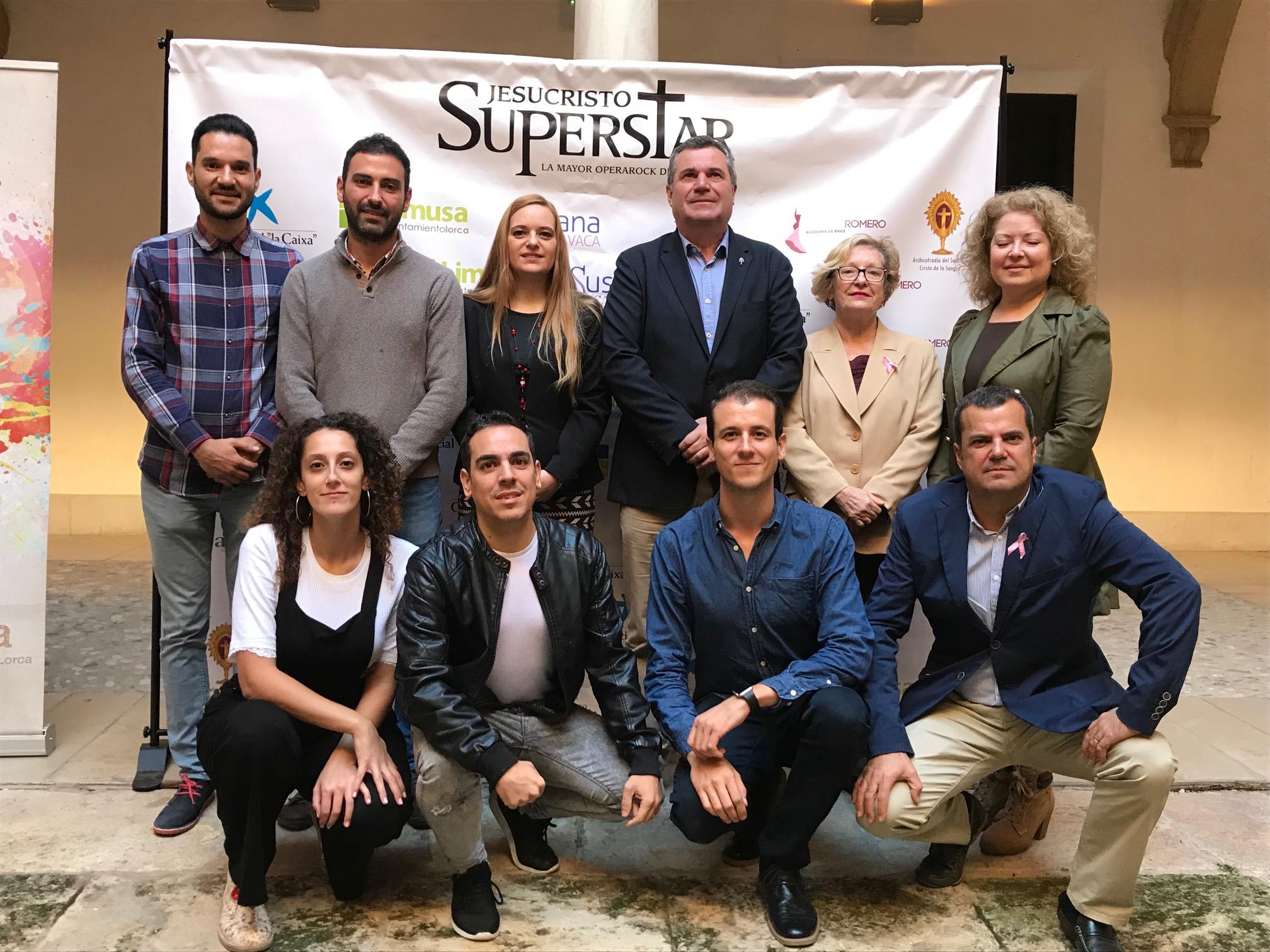 """El Teatro Guerra acoge el musical """"Jesucristo Superstar"""" a beneficio de la AECC"""
