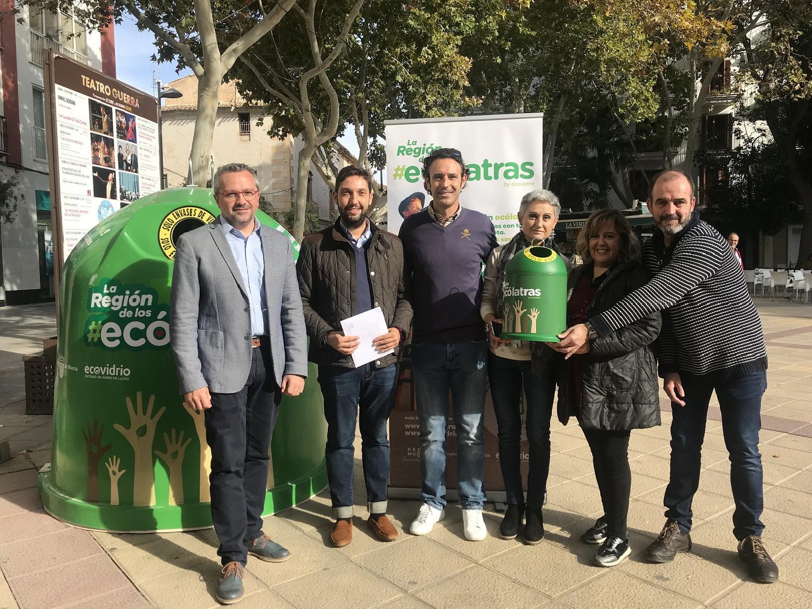 Lorca se une al movimiento 'La Región de los Ecólatras' con proyectos que plantean soluciones originales