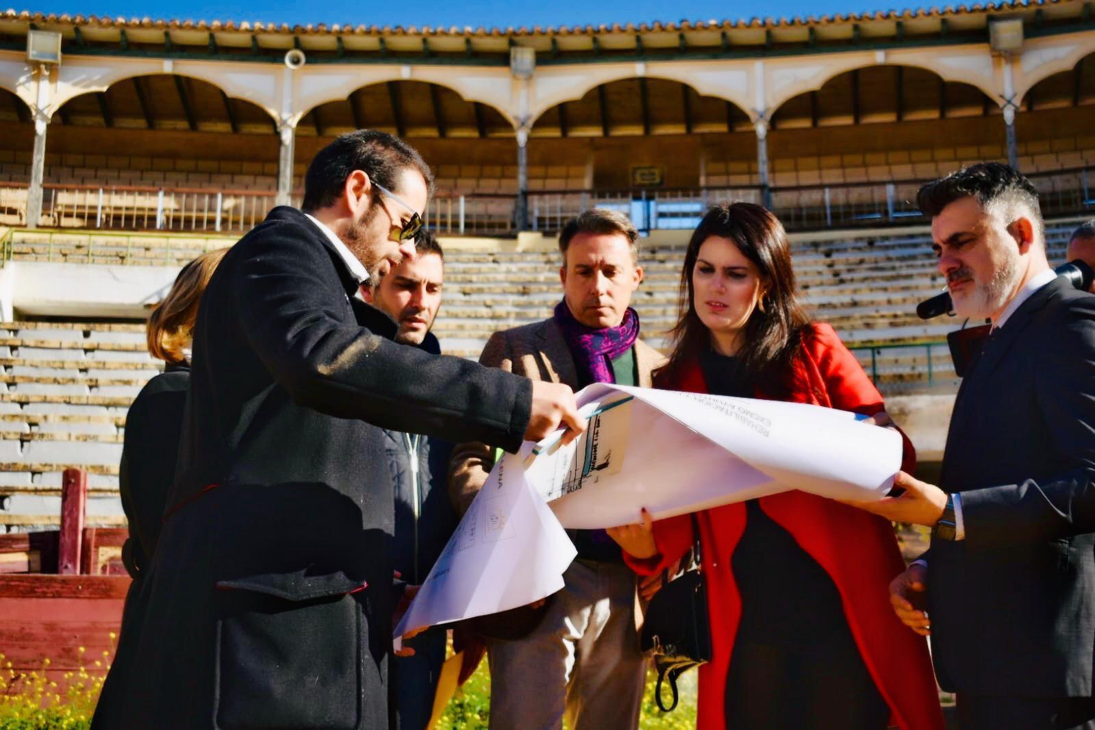 La Comunidad invertirá más de 1,7 millones de euros en la recuperación del Coso de Sutullena