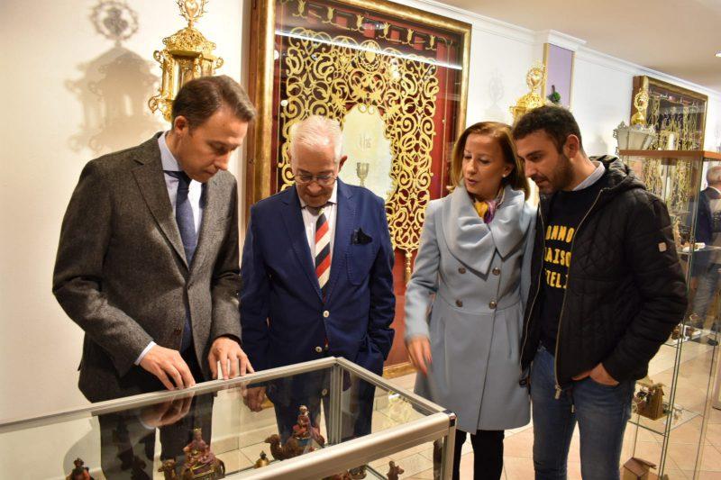 """La Casa Museo del Paso Morado acoge la exposición """"Figuras tradicionales del Belén"""""""