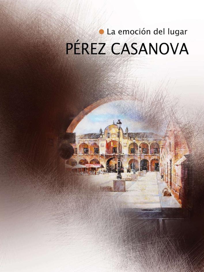 """Hasta el 6 de enero se podrá disfrutar de la muestra """"La emoción del lugar"""" de Pérez Casanova"""