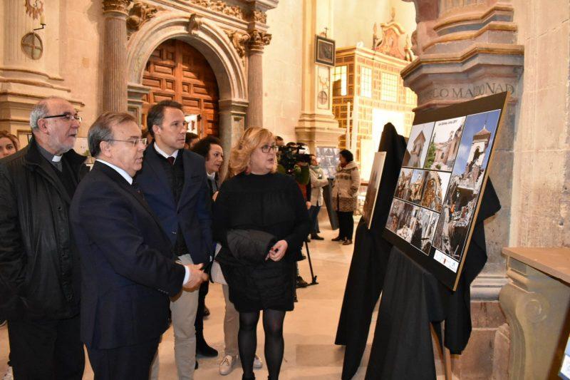 Inaugurada la exposición 'Lorca: Ayer y hoy' que muestra la recuperación de la ciudad
