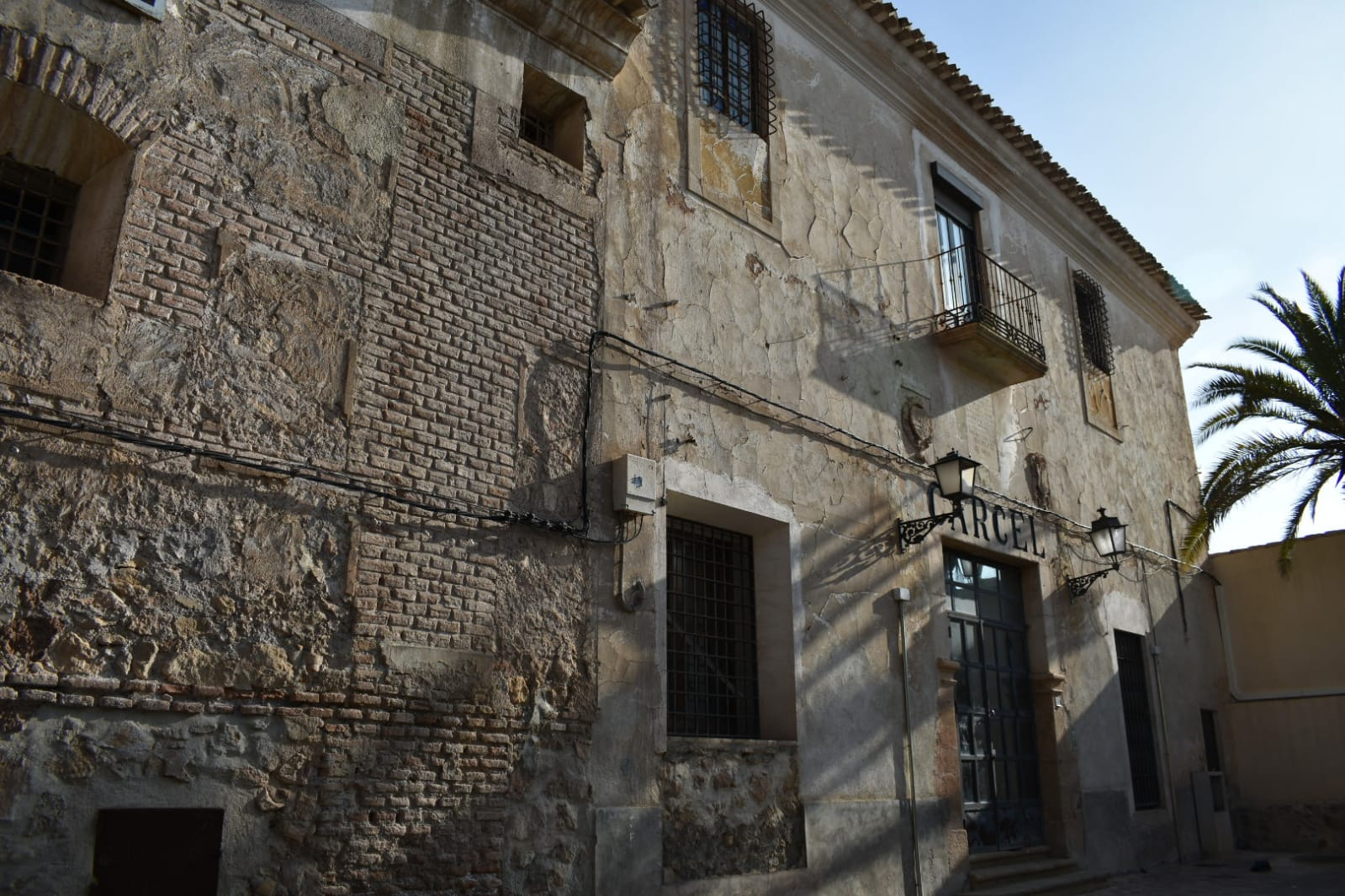 Inician los trámites para contratar las obras de consolidación del edificio de la antigua cárcel