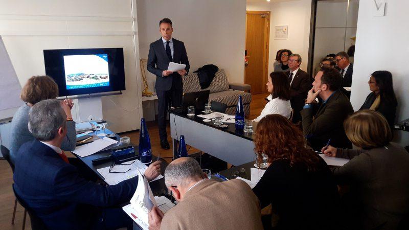 El proyecto presentado por Lorca para entrar en la Red de Juderías declarado finalista