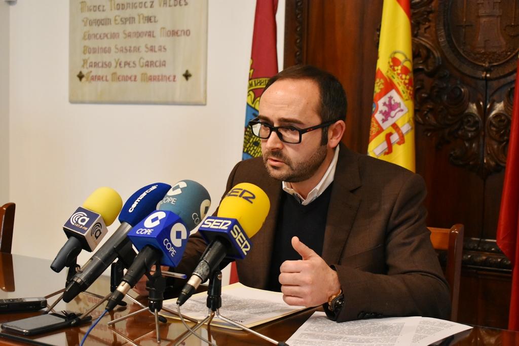 """PSOE: «Los lorquinos no queremos un auditorio como el de Puerto Lumbreras"""""""