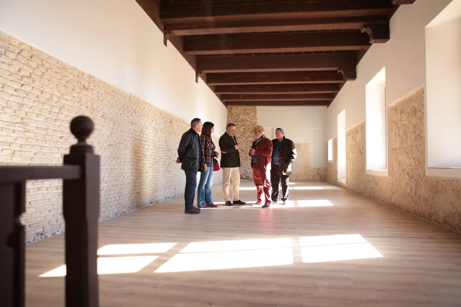 La nueva Casa del Artesano ayudará a potenciar la artesanía lorquina