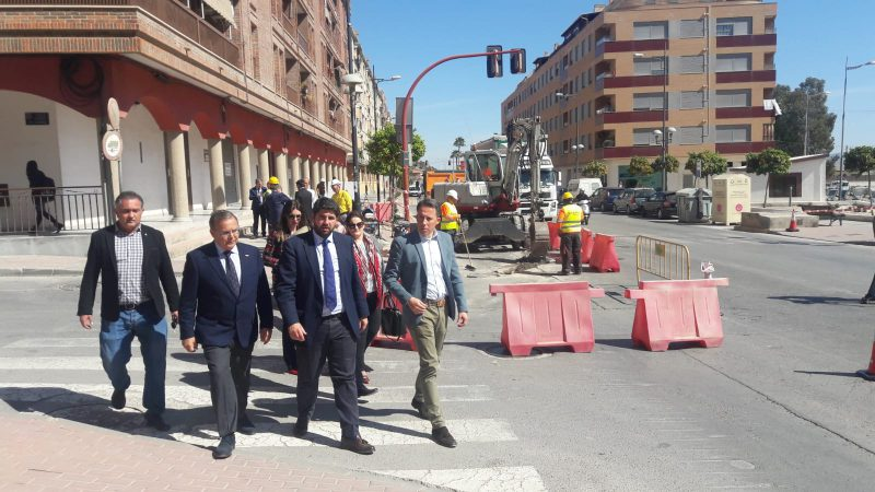 La Avenida de Europa conectará con el Campus Universitario a través de bulevares semipeatonales