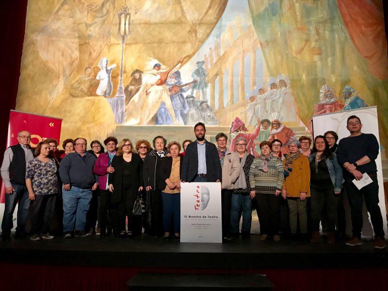 """Del 14 al 17 de marzo el Teatro Guerra acoge la IX Muestra de Teatro """"Asociaciones de Mujeres de Lorca»"""