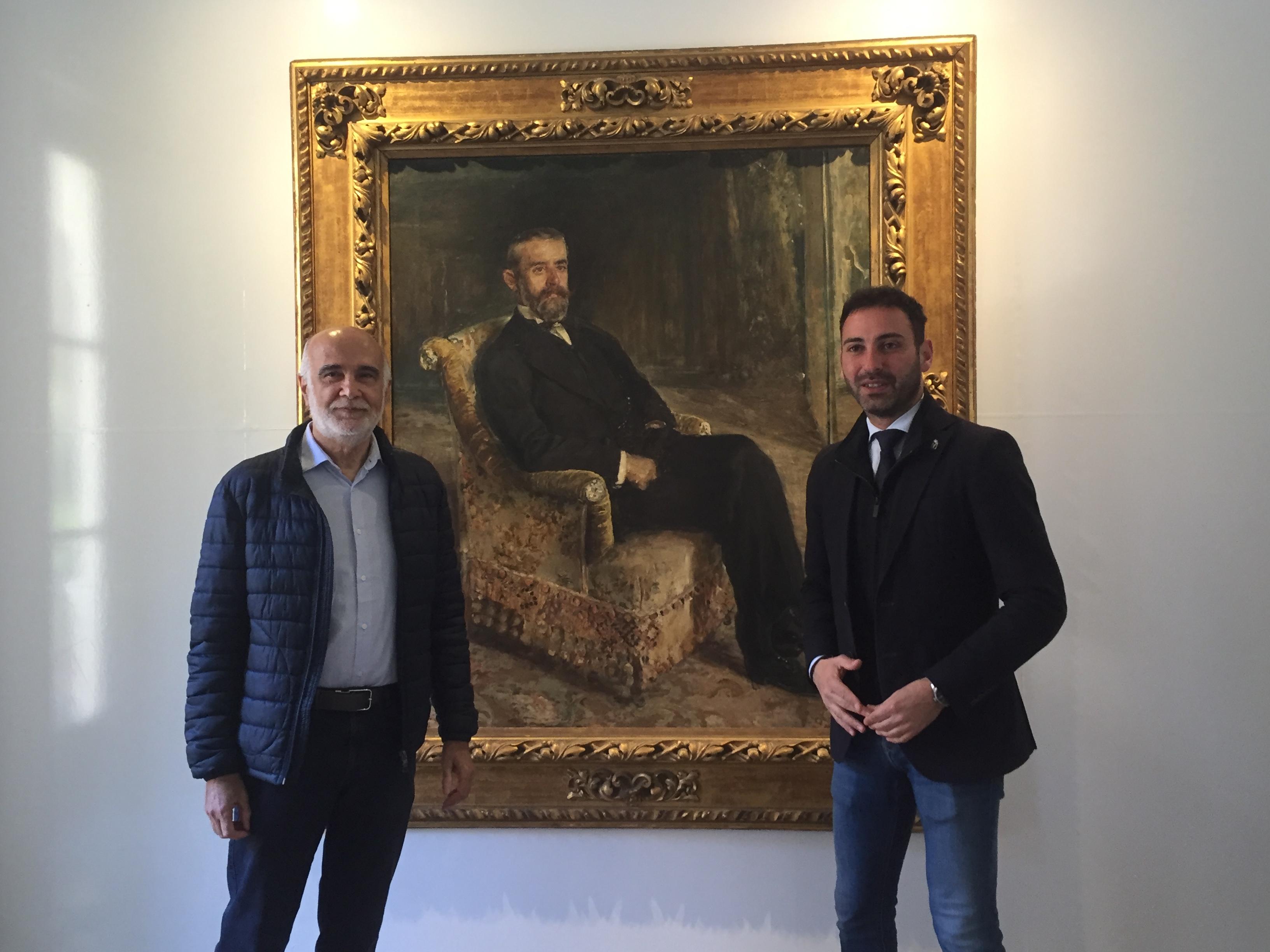 """Hasta el 15 de julio se podrá disfrutar de la muestra """"Pintura Española del s. XX en el Huerto Ruano"""""""